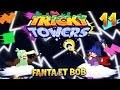 LA REVANCHE DE PALAPIN ?! - Tricky Towers avec Fanta et Bob