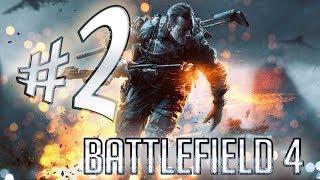 Battlefield 4 - Parte 2: Prisão no Monte Kulun! [ Playthrough Dublado em Português do Brasil]