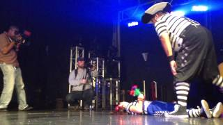 BBoy Summit 2012 Locking  - Melodic & Vicious Groove