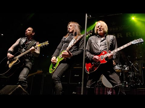 Black Star Riders (Damon Johnson) Interview 2017