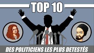 TOP 10 des politiciens que vous détestez le plus ! [Feat. Tatiana Ventôse] (ISVG #01)