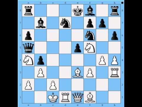 Chess analysis of Critter vs Stockfish game Part 1