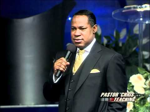 The Entrance Of Thy Words pt 1 pastor chris oyakhilome