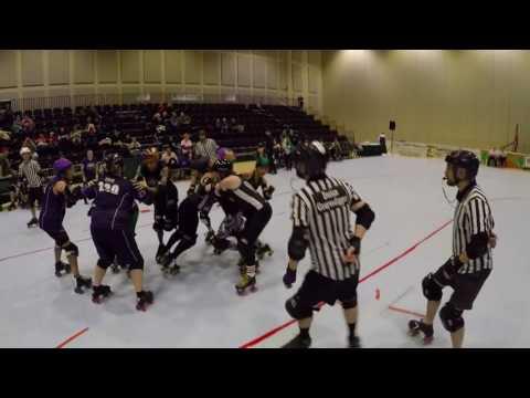 CCRG vs AMRD 2/14/17  1st Half