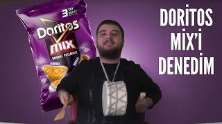 Doritos Mix'i Denedim | Abur Cubur Gurmesi