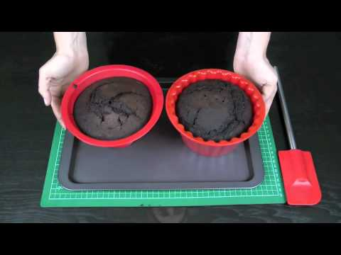 How To Make A Giant Cupcake Basics 2 Filling Baking And