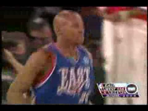 Ray Allen All Star Game 08 Highlights
