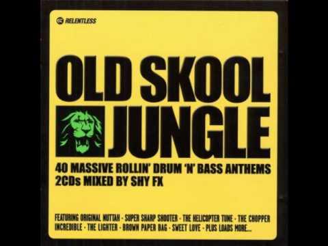 Old Skool Jungle Incredible