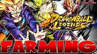 🔴COFFEE STREAM DRAGON BALL LEGENDS : Farming Matinal