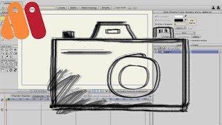 Работа с камерой / Анимация камеры в программе Anime Studio Pro 10/11 (Moho 12). Альтернатива камере