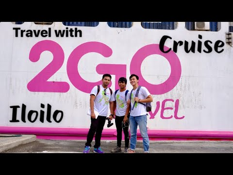 2Go Travel - Cruise and Iloilo