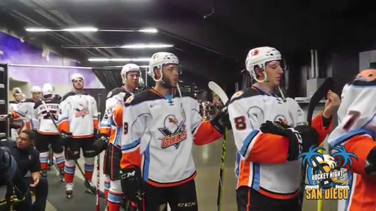 Used Jewelry San Diego Of Sd Gulls Home Opener Youtube