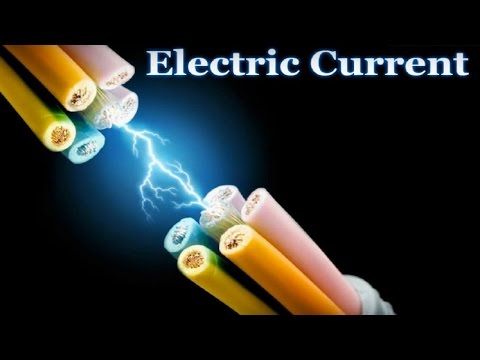 What Is Electric Current? - Iken Edu