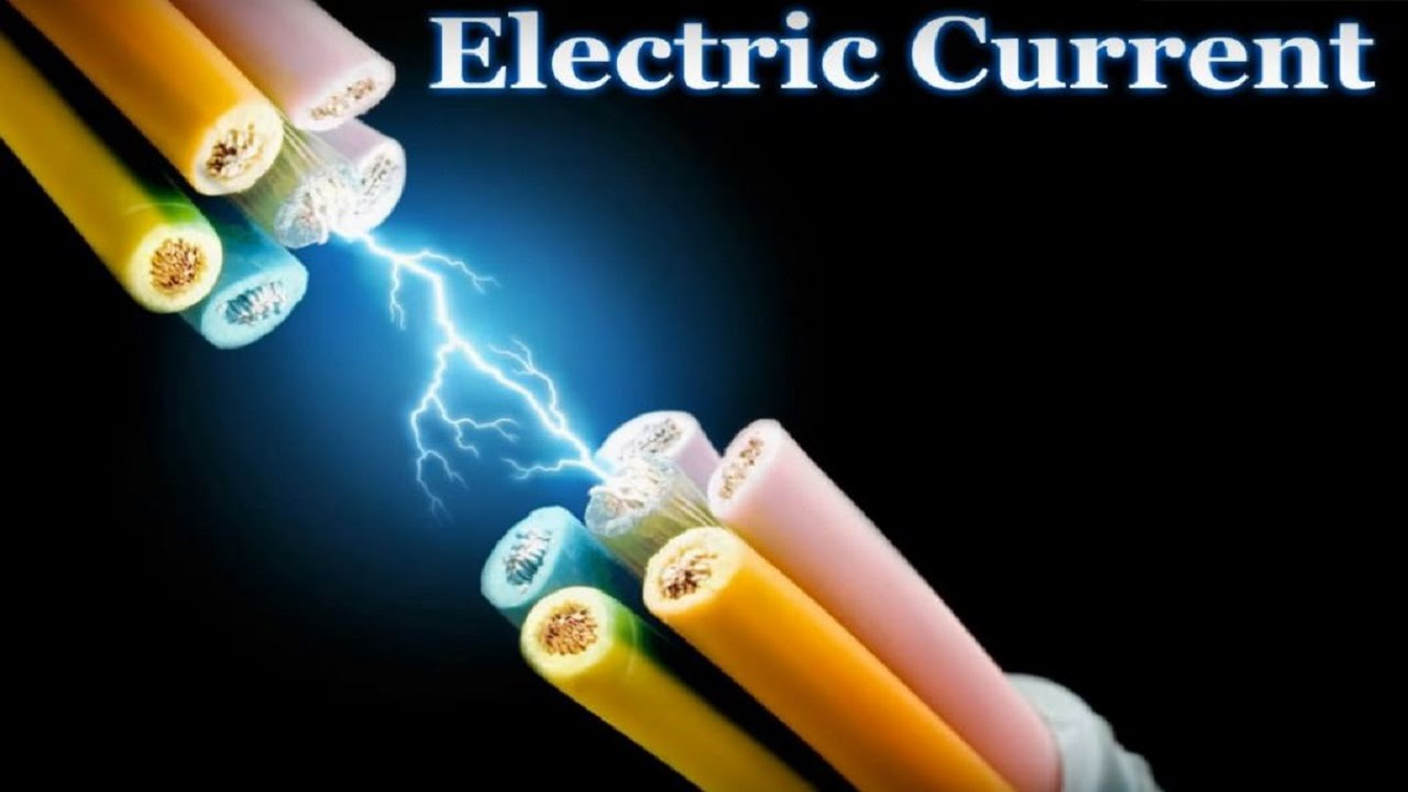 what is electric current iken edu youtube