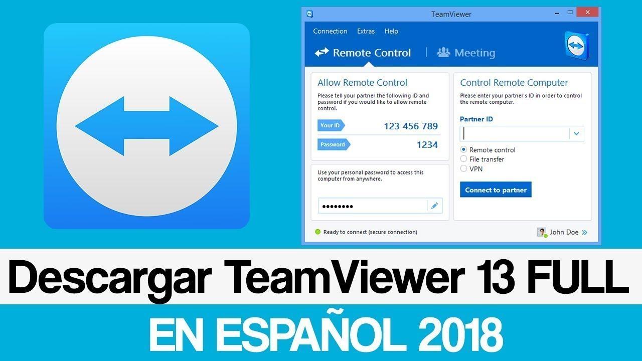 💋 Descargar teamviewer 13 full crack mega | TeamViewer 13 License