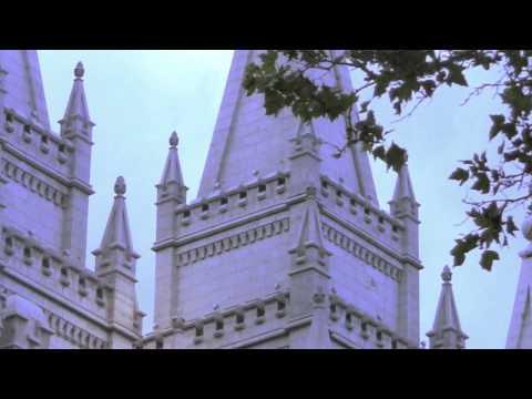 The Salt Lake City Utah Temple LDS-Mormon Temple HD
