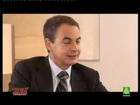 """ZP explica """"Por que no te callas"""" y la defensa de Aznar"""