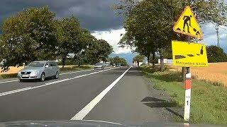 Zaśnięcie za kierownicą