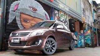 [CARVIDEO 汽車視界 HD影片] 國內新車試駕-Suzuki Swift 2 Tone 特仕版