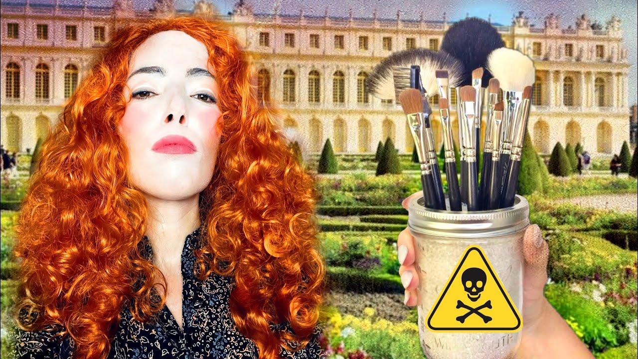 Maquillaje LETAL - Cuando para presumir había que morir… | La Chica Bona