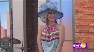 Hats off to these derby fashions