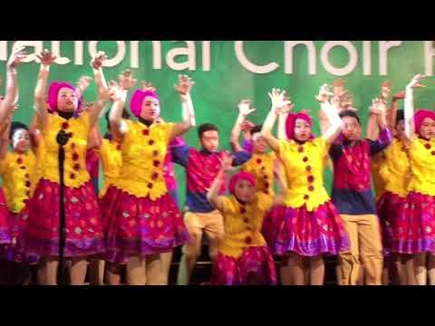 Spensix Choir Gold Medal Performance