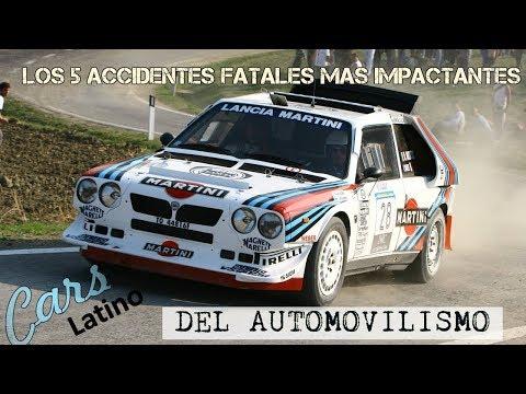 Los 5 Accidentes