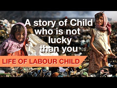 Story of Slum Child Who is not lucky as You | Watch what we are doing With our Future