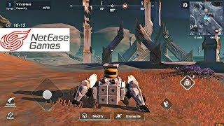 Rover Rage English Android/IOS Gameplay By NetEase