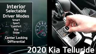 2020 Kia Telluride Walk Through