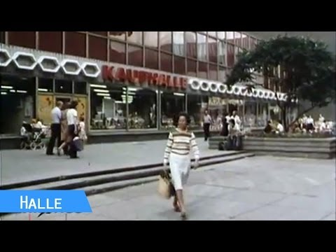 Halle gestern und heute - Bilder deutscher Städte (1983)