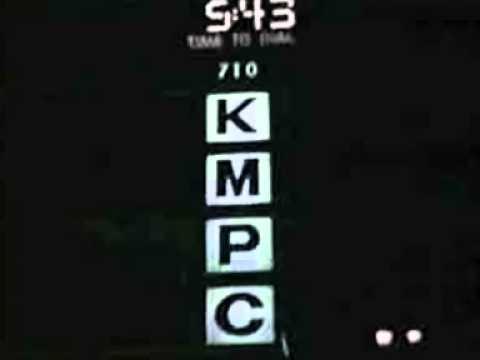 710 KMPC Station ID - Angels Game - Angel Talk