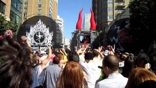 2Nite - Felguk How Weird Street Faire 2012 SF