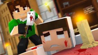 Minecraft: O REVERSO SPOK ME MATOU  !! - (Minecraft Murder)
