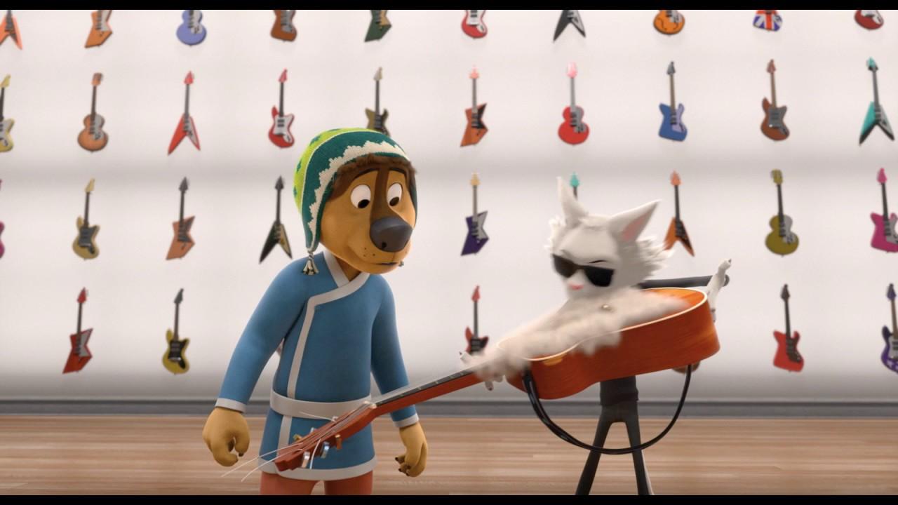 Μπάντι, ο Ροκ Σταρ (Rock Dog) - Μεταγλωττισμένο Trailer