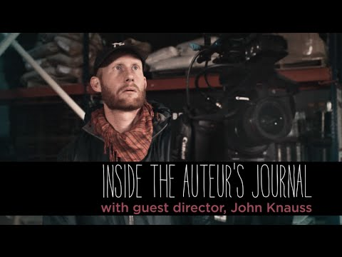 "Inside The Auteur's Journal // Behind The Scenes of ""Troubled Water"" // Raleigh News and Observer"