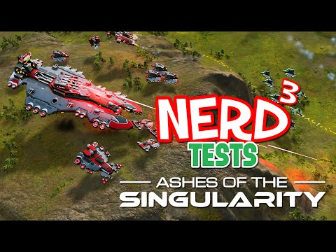Nerd³ Tests... Ashes of the Singularity