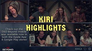 Kiri Highlights - Critical Role C2 Ep 22