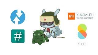 Cómo instalar TWRP + MIUI 9 / MIUI 8 Español Xiaomi EU + SuperSU en CUALQUIER Xiaomi