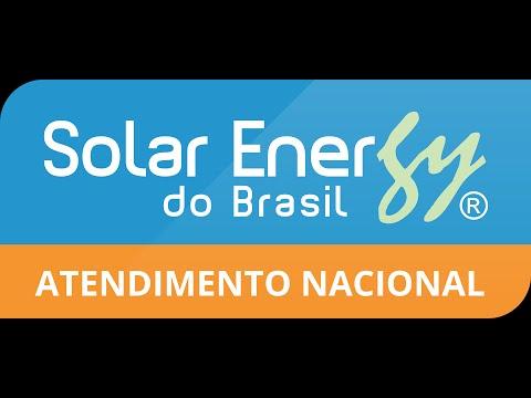 Solar Energy do Brasil   Jornal Hoje
