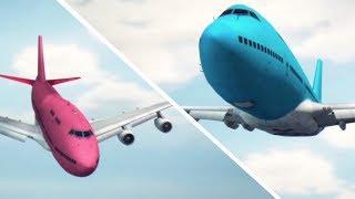 Passenger planes in near miss over Scotland