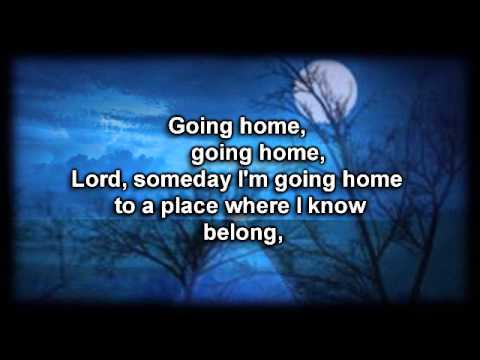 Going Home David Meese - Worship Video with lyrics