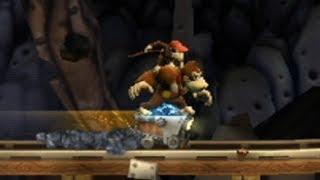 Donkey Kong Country Returns Part 8 - World 4 1/3
