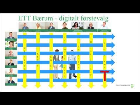 Lederutfordringer i digitale omstillinger - Kristin Weidemann Wieland
