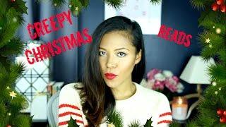 CREEPY CHRISTMAS READS | NOS4A2 + WRAITH + LOCKE & KEY BY JOE HILL Thumbnail