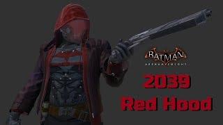 SKIN; Batman; Arkham Knight; 2039 Red Hood