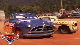 Doc Hudson's Racing History   Pixar Cars