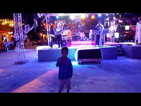 Free Time in Cambodia at Container Night Market
