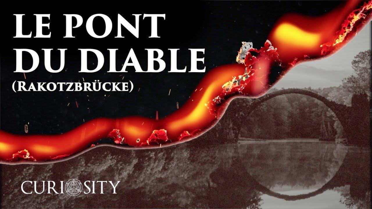 Le Pont du Diable (Le Rakotzbrücke) - Curiosity #2