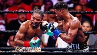 HIGHLIGHTS: Errol Spence vs. Shawn Porter